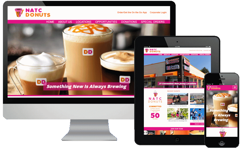 Web Design for Corporate Websites