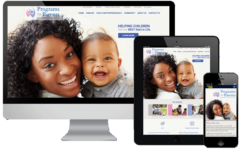 Web Design for Non-profits
